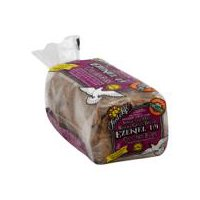 Cinnamon Raisin - All natural, no preservatives. Certified organic grains.
