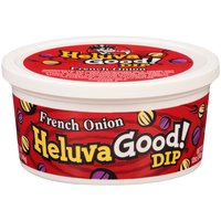 Heluva Good! French Onion Dip, 12 Ounce