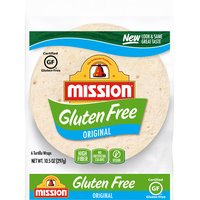 Mission Soft Taco Tortillas - Gluten Free, 10.5 Ounce