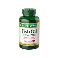 Fish Oil provides you with EPA and DHA, the good fats that promote heart, joint and immune health. One serving of Fish Oil provides 360 mg total of EPA, DHA and other omega-3 fatty acids.