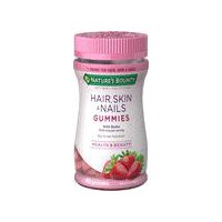 Nature's Bounty Optimal Solutions for Hair & Skin, 40 Each