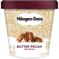 Premium ice cream with buttery toasted pecans.