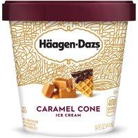 Haagen-Dazs Ice Cream - Caramel Cone, 14 Fluid ounce
