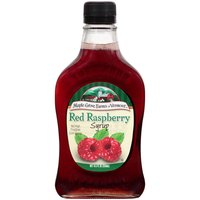 Maple Grove Farms Red Raspberry Syrup, 250 Millilitre