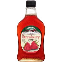Maple Grove Farms Maple Grove Farms Strawberry Syrup, 8.5 Ounce