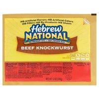 Hebrew National Skinless Knockwurst, 12 Ounce