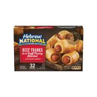 Hebrew National Hebrew National Franks In A Blanket, 18.4 Ounce