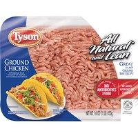 Tyson Tyson Fresh Ground Chicken, 16 Ounce