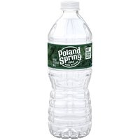 Poland Spring Natural Spring Water, 16.9 Fluid ounce