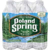 16.9-ounce plastic  bottles (Pack of 6)