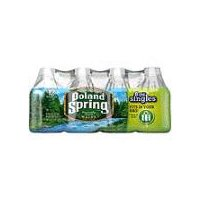 Poland Spring 100% Natural Spring Water, 96 Fluid ounce
