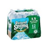 Poland Spring Natural Spring Water, 608.4 Fluid ounce