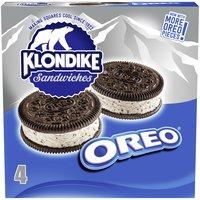Klondike Ice Cream Sandwiches Oreo, 4 Each