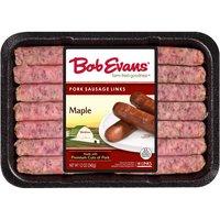 Bob Evans Bob Evans Sausage  Link - Maple, 12 Ounce