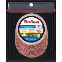 Bob Evans Canadian Bacon - Smoked, 5 Ounce