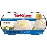 Bob Evans Original Mashed Potatoes Singles, 12 Ounce