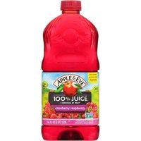 Apple & Eve Apple & Eve Cranberry Raspberry Juice, 64 Fluid ounce