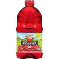Apple & Eve Naturally Cranberry Juice, 48 Fluid ounce