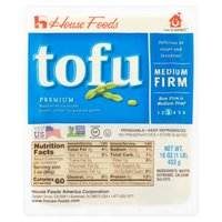 House foods Premium Regular Tofu, 16 Ounce
