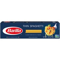Barilla Thin Spaghetti Pasta, 16 Ounce