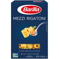 1.00 lb. Al Dente Perfection in 10-11 Minutes. Enriched Macaroni Product.