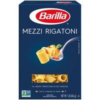 Barilla Barilla Mezzi Rigatoni Pasta, 1 Pound