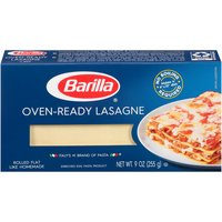 No Boiling Required. Makes a 9 inches X 13 inches Dish. Enriched egg pasta product.