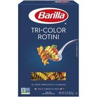 Barilla Tri-Color Rotini Pasta, 12 Ounce