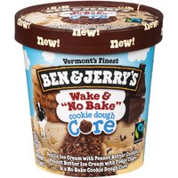 Ben & Jerry's Ben & Jerry's Wake & No Bake Cookie Dough Core, 16 Fluid ounce
