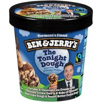 Ben & Jerry's Ben & Jerry's The Tonight Dough Ice Cream, 16 Ounce