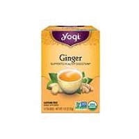 1.12 oz. Certified Organic. Non-GMO. Caffeine Free. For millennia, herbalists throughout the world have known of the rejuvenating, soothing & invigorating qualities of Ginger