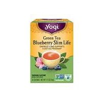 Yogi Green Tea Blueberry Slim Life, 1.12 Ounce