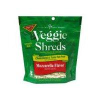 GO Veggie! Veggie Shreds Mozzarella Cheese, 7 Ounce