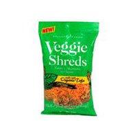 GO Veggie! Veggie Shreds - Cheddar, 8 Ounce