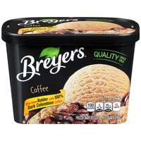 Enjoy Breyers Coffee by the scoop and brew up good times! Get the best of both in this Breyers Coffee treat made with fresh cream and rich, roasted Colombian coffee.