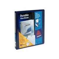 Avery Binder - Durable View, 1 Each