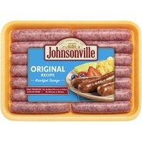 Johnsonville Original Recipe Breakfast Sausage, 12 Ounce