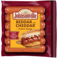 Johnsonville Beddar with Cheddar Smoked Sausage, 14 Ounce