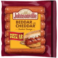 Johnsonville Beddar with Cheddar Smoked Sausage, 28 Ounce