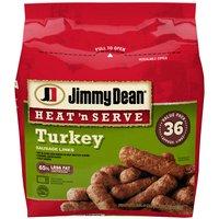 Jimmy Dean Heat 'N Serve Turkey Sausage Links, 23.4 Ounce