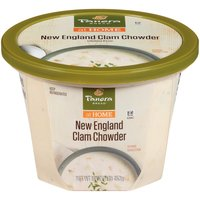 Panera Bread New England Clam Chowder Soup, 16 Ounce