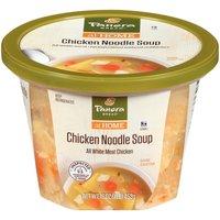 Panera Bread Low Fat Chicken Noodle Soup, 453 Gram
