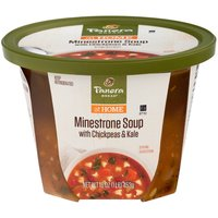 Panera Bread At Home Minestrone Soup with Chickpeas & Kale, 16 Ounce