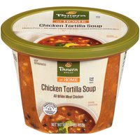 Panera Bread Low-Fat Chicken Tortilla Soup, 453 Gram