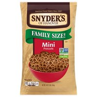 Snyder's of Hanover Mini Fat Free Pretzels, 16 Ounce