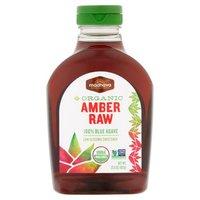 USDA organic. 100% Pure Agave Nectar.