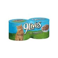 9Lives Cat Food - Tender Slices with Real Chicken & Fish, 24 Ounce
