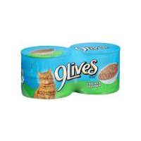 9Lives Cat Food - Chicken Dinner, 22 Ounce