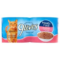 9Lives Cat Food - Seafood Platter, 22 Ounce