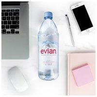 Evian Evian Natural Spring Water, 6.32 Each